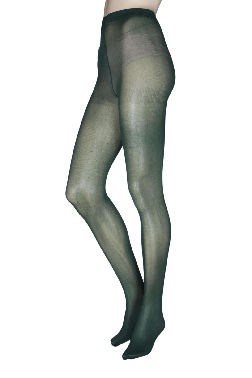 Pretty Polly Opaque Tights 100 Denier Super Soft Black Opaque Tights BNIB