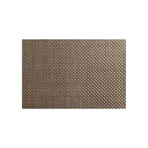 ASA-Selection-PVC-Tischset-Geflochten-Platzset-Platzdeckchen-Kupfer-Dunkelbraun