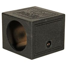 """Qpower QBOMB15SSINGLE Single 15"""" Woofer Enclosure Withh Bed Liner Spray"""