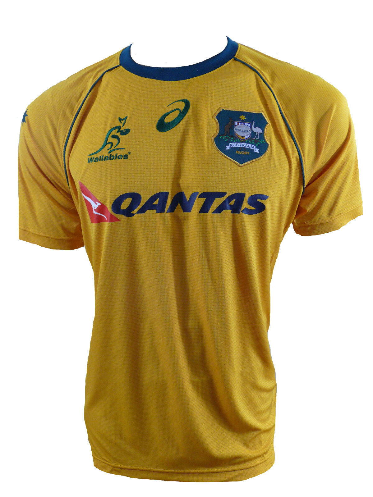 2017-2018 Australia Wallabies Home pro Rugby Shirt GR.L