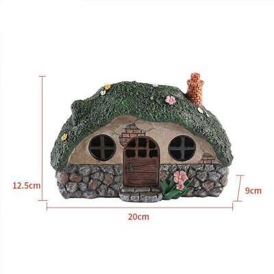 3Pcs//Set  Mini Animal Artificial Dollhouse Toy Fairy Garden Ornament Decor DIY