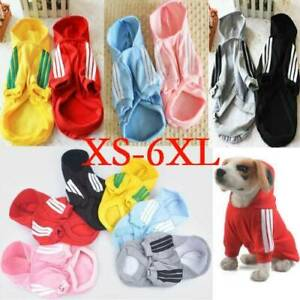 NEW-Pet-Coat-Dog-Jacket-Winter-Clothes-Puppy-Cat-Sweater-Cute-Clothing-Apparel