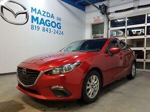 2016 Mazda Mazda3 3 Sport GS Sieges Chauffants Camera DE Recul