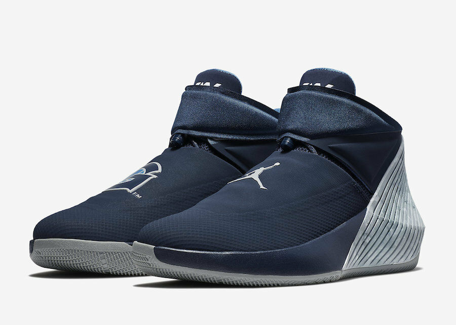 Nike Why Air Jordan Westbrook Zero.1 Why Nike Not GEORGETOWN HOYAS AA2510-406 Homme  Chaussures de sport pour hommes et femmes e2dcfa
