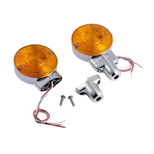 Passing Turn Signals Light Bar for Suzuki Boulevard C50 C90 M50 Intruder VL1500