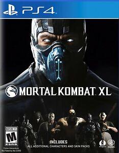 Videogioco-PS4-Mortal-Kombat-XL-Originale-Italiano-Nuovo-per-Sony-PlayStation-4