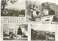 SALUTI DA ANAGNI - VEDUTINE (FROSINONE)
