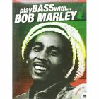 Play Bass with... Bob Marley by Music Sales Ltd (Mixed media product, 2012)