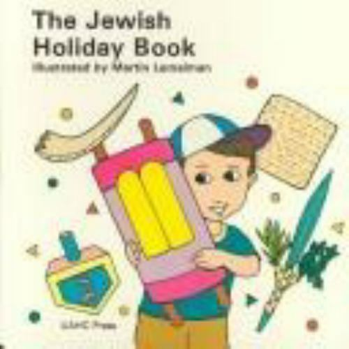 The Jewish Holiday Book Lemelman, Martin Hardcover Used - Good