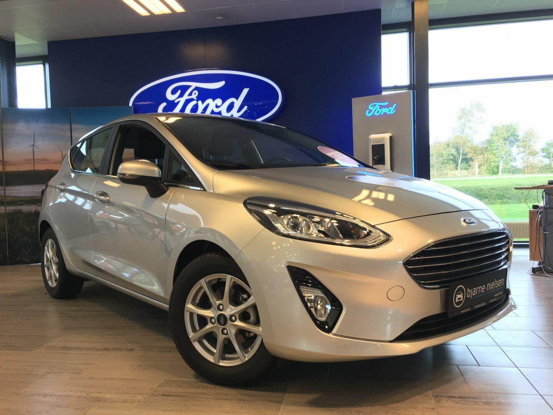 Ford Fiesta Billede 2