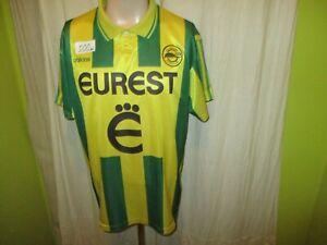 FC-Nantes-Original-Adidas-Maison-Maillot-1994-1996-034-Eurest-034-Taille-M-L