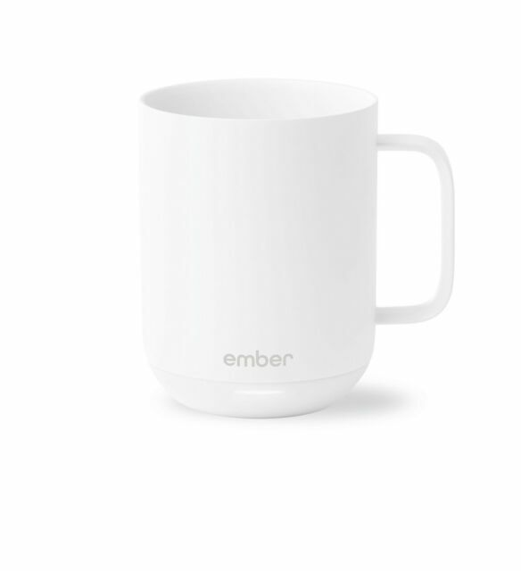 Ember CM17 Temperature Control Ceramic Mug - White