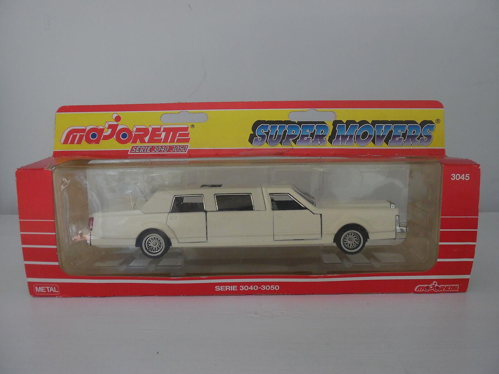 MAJORETTE Limousine Série 3040-3050 – Ref 3045 en boîte