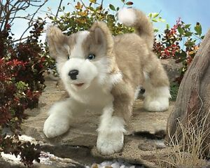 WOLF PUP PUPPET # 2994 ~ FREE SHIPPING in USA ~ Folkmanis Puppets