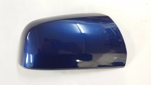 Zafira B 2009 O//S Right Side 4CU Ultra Blue Painted Door Wing Mirror Cover GBK