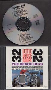 THE-BEACH-BOYS-Little-Deuce-Coupe-1992-CD-EMI-CANADA-SPECIAL-MARKETS