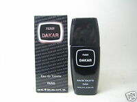 Dakar For Men 3.3oz / 100ml Edt Spray In Box Made In France