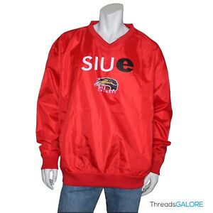 Southern-Illinois-University-SIUE-Cougars-Windbreaker-Pullover-Sz-2XL-2X-3X