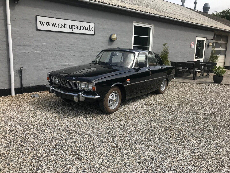 Rover P6 2,0 TC 4d