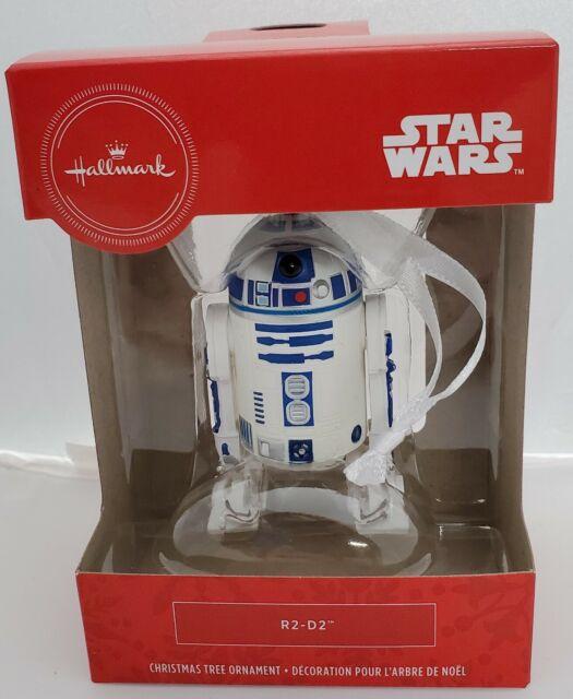 R2-D2 Starwars Christmas Decoration Hallmark Disney Brand new in box unopened