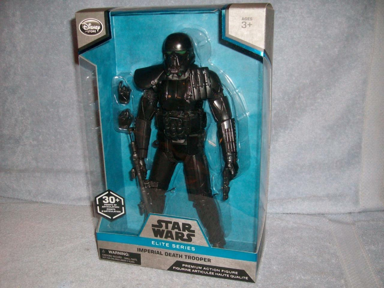 Death Trooper 12  Elite Series Premium Figure Star Wars Force Awakens 2015 New