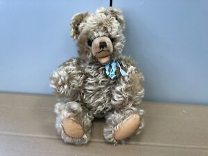 Kuenstlerbaer-Teddy-Baer-36-cm-Top-Zustand