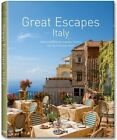 Great Escapes Italy by Taschen GmbH (Hardback, 2010)
