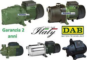 Elettropompa-Pompa-autoclave-autoadescante-multistadio-0-5-1-hp-superfice-DAB
