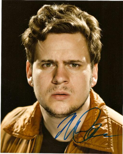 Hunter Cope Signed Autographed 8x10 Photo COA