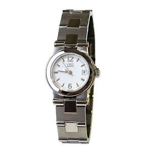 Movado-Watch-Womens-Bracelet-Vizio-Stainless-Steel-White-Dial-New-1604448-Hv017