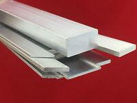 Aluminium Flat Bar many size choose Length