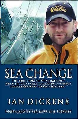 1 of 1 - Sea Change, Ian Dickens, New Book