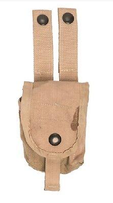 2x Us Army Molle 3 Color Desert Koppeltasche Grenade Pouch Tasche