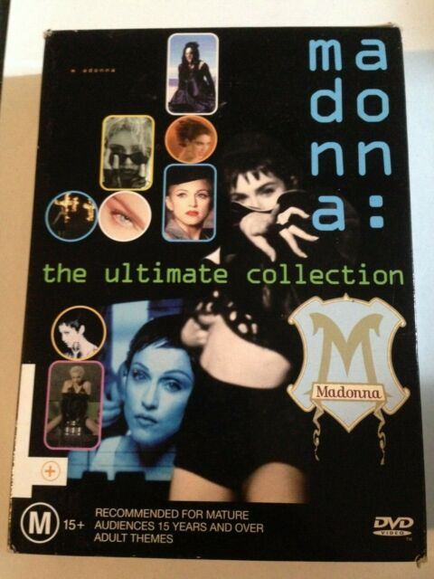 Madonna - The Ultimate Collection - DVD