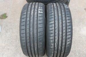 Paire-de-Budget-Sunny-sportmacro-NA305-225-50-ZR17-pneus-98-W-XL-DOT19-6-5MM