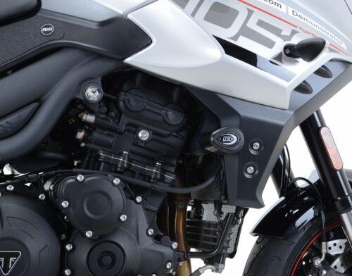 R/&g haut moteur Mount AERO CRASH Protecteurs Triumph Tiger 1050 Sport 2018