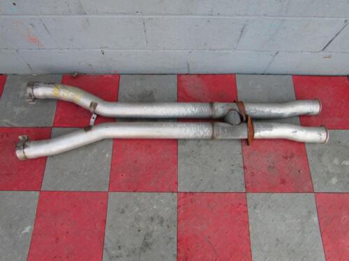 2006-2010 C6 Corvette Z06 H Pipe Intermediate Exhaust Crossover 7.0L w// Clamps