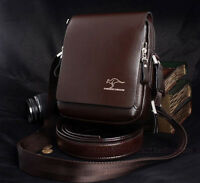 Best Prices Men's PU Authentic Kangaroo Kingdom Shoulder Bag  KKH