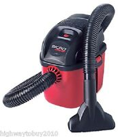 Shop Vac 2021000 1 Gallon 1 Hp Micro Canister Portable Wet / Dry Vacuum Cleaner
