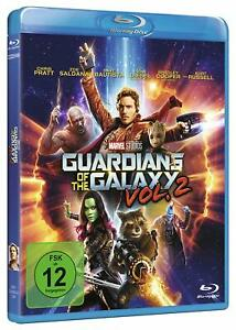 Guardians-of-the-Galaxy-Teil-2-Blu-ray-NEU-OVP-Marvel-s-zweite-aberwitzige