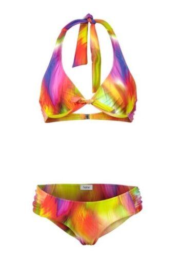 38 oder 40 NEU Bikini von Heine Cup C in Gr.36