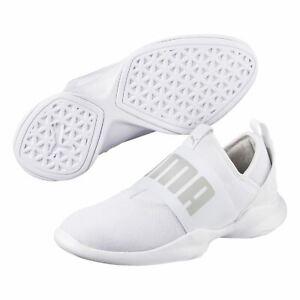 Puma Womens Dare Sneakers Slip On Strap