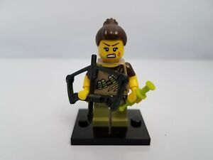 Dino Tracker Woman Girl LEGO Series 12 Collectible Minifigure 71007
