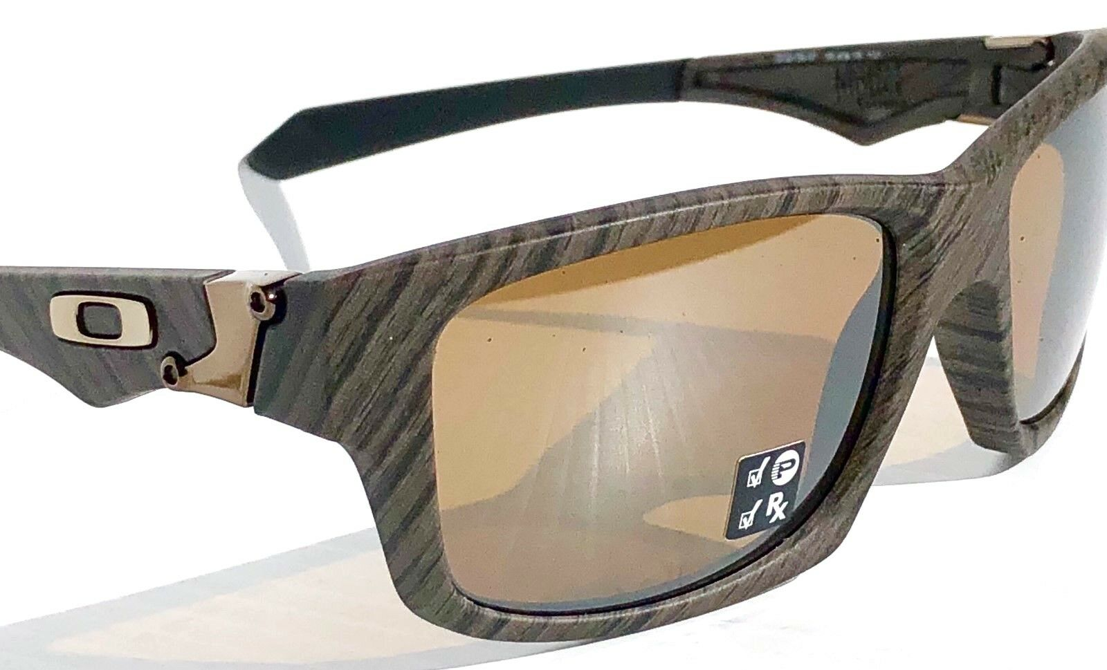 2c2bc50045 Oakley Sunglasses Jupiter Squared Woodgrain Tungsten Polarized ...