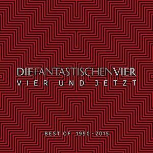 DIE-FANTASTISCHEN-VIER-VIER-UND-JETZT-BEST-OF-1990-2015-CD-NEU
