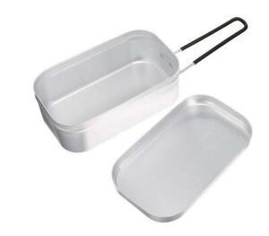 Outdoor-Camping-Aluminium-Mess-Tin-Compact-Cooking-Utensil-Pot