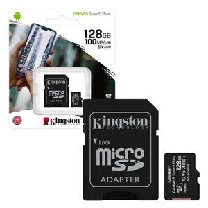 Kingston Canvas Select Plus microSD Card SDCS2 128GB - Class 10