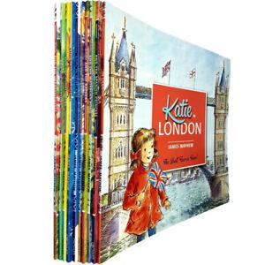 James-Mayhew-Katie-Series-Collection-10-Books-Set-London-Christmas-Dinosaurs