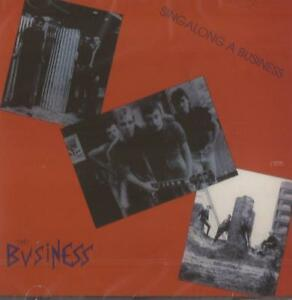 The-Business-Singalong-A-Business-CD-NEW-SEALED