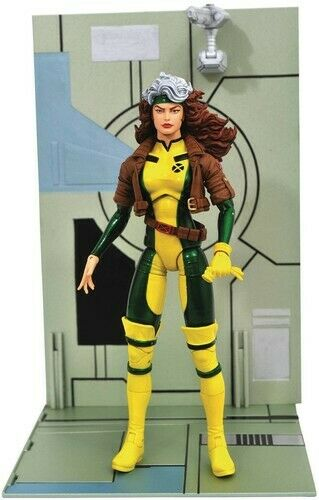 Marvel Select Rogue Af - Diamond Select (2019, Toy NEUF)